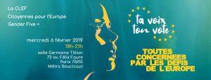 Colloque Ta voix, Ton vote @ Patronage laïque Jules Vallès
