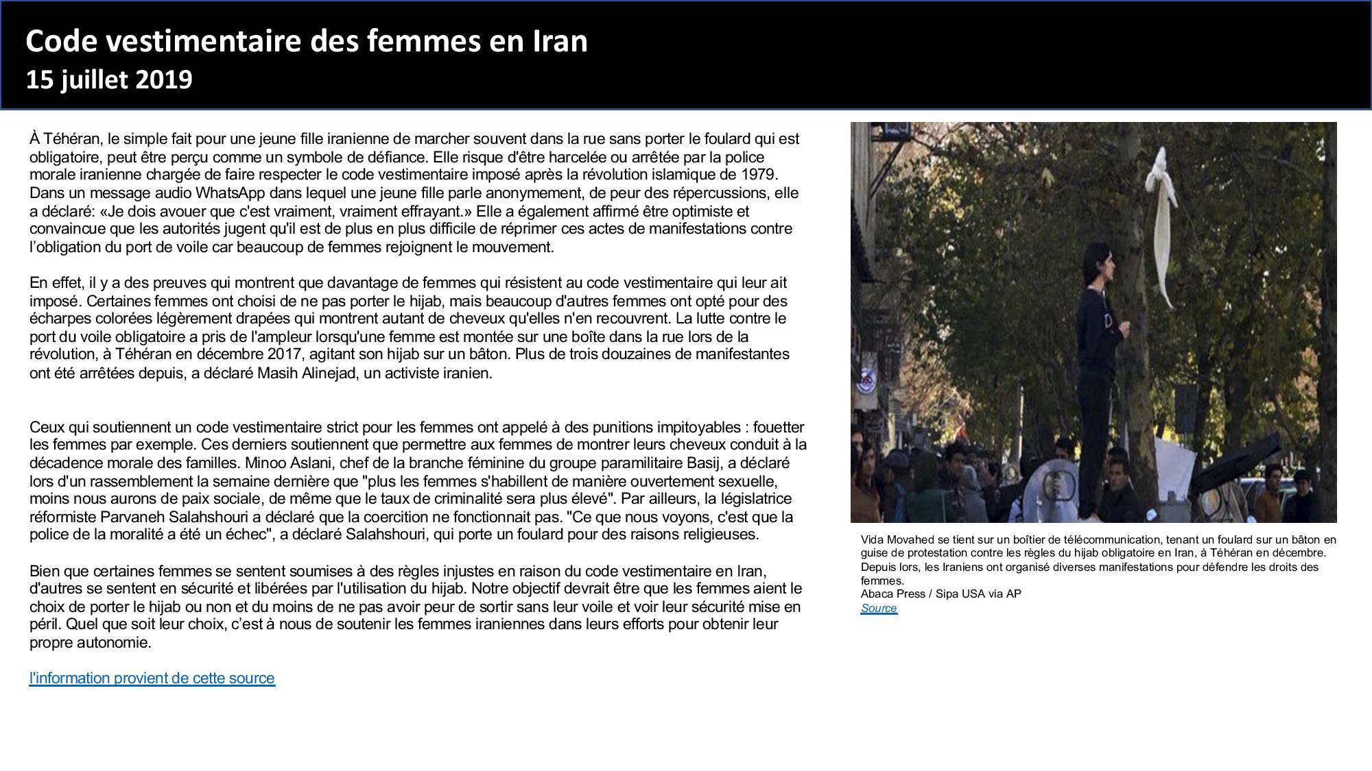 IRAN 15.07.19