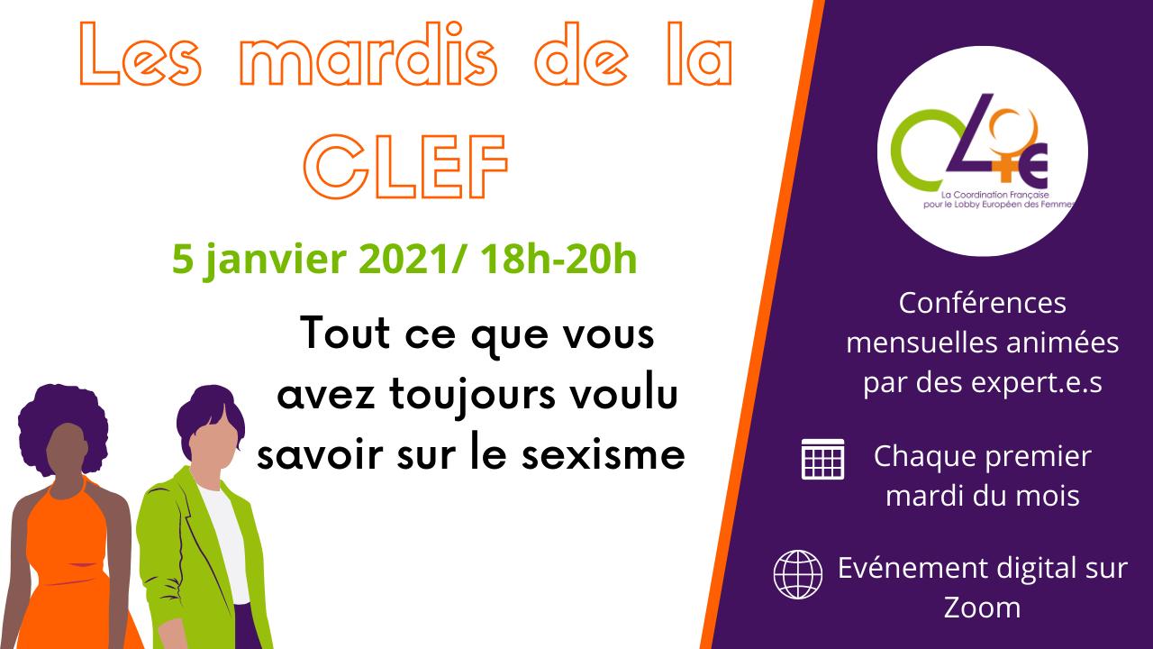 Les mardis de la CLEF (1)