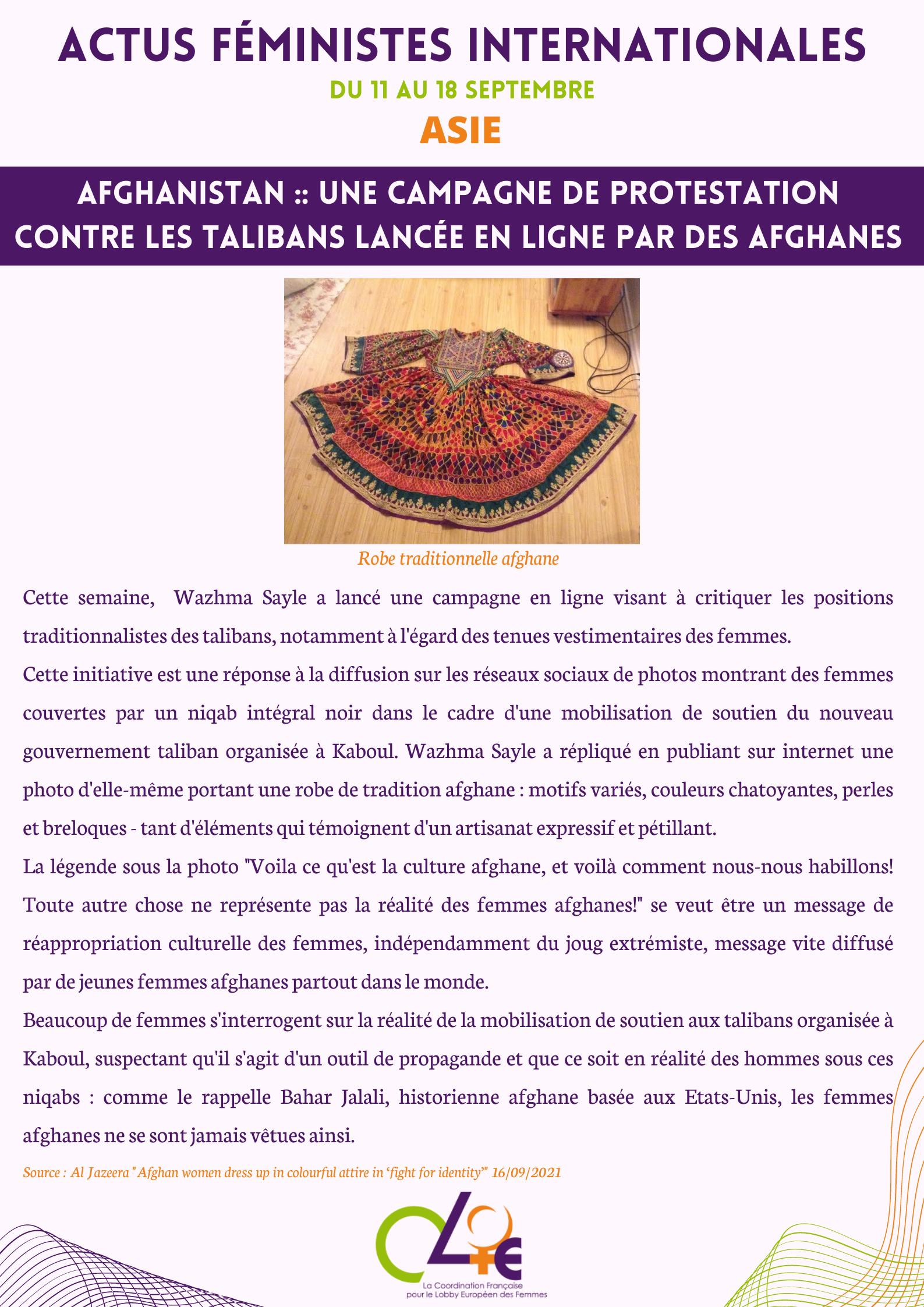 Actus féministes internationales (6)